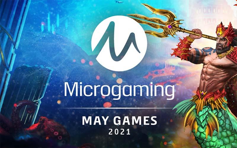 Daftar rilis slot online Microgaming untuk Mei 2021