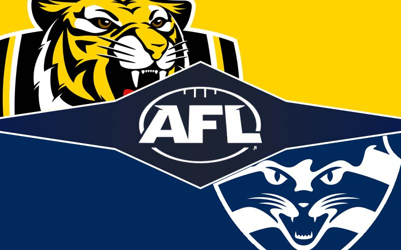 Richmond v Geelong betting tips, preditction & ods; AFL round 8 preview