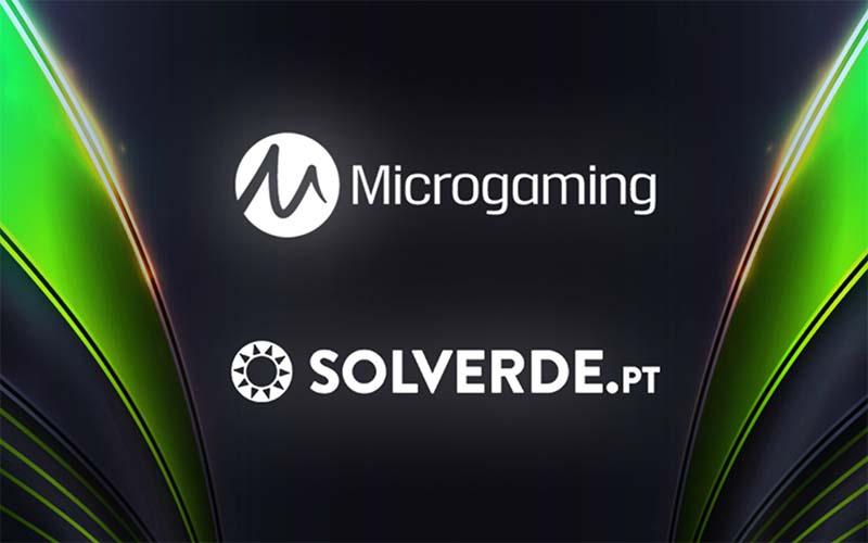 Solverde dan Microgaming telah bekerja sama di Portugal