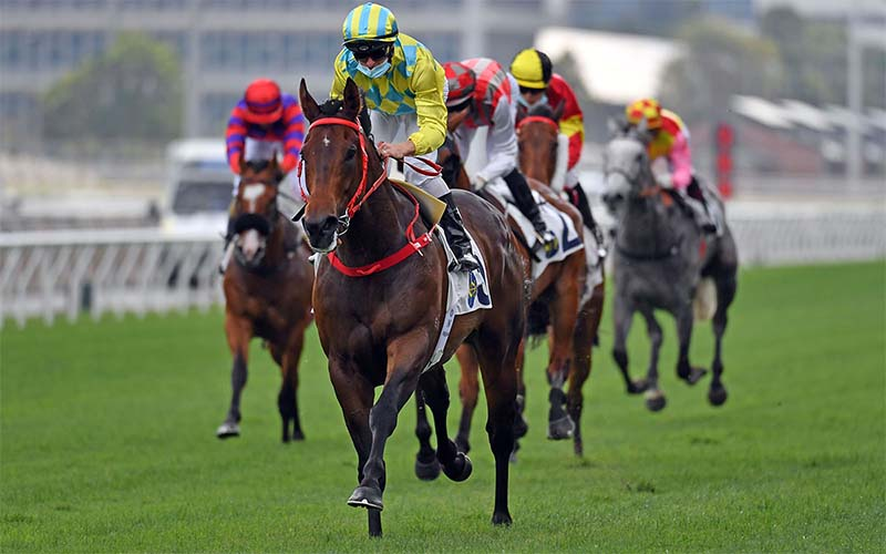 Winner Method can win four in a row in Hong Kong at Sha Tin on Wednesday