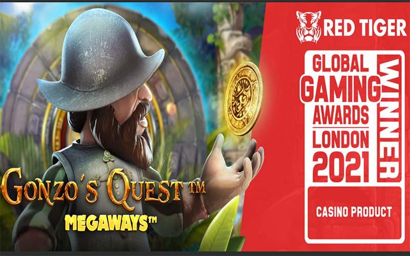 Quest Megaways Gonzo telah memenangkan penghargaan kasino besar di London