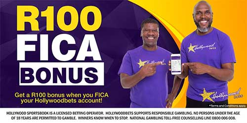 Hollywoodbets promotions in 2021