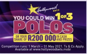 HollywoodBets giving away three cars and cash prizes