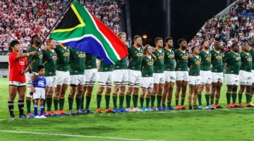 Georgia to tour South Africa in major boos to rugby SA