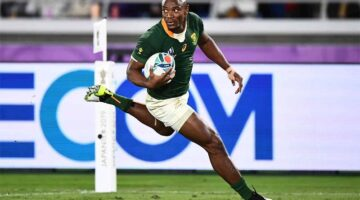Springboks v Lions third Test