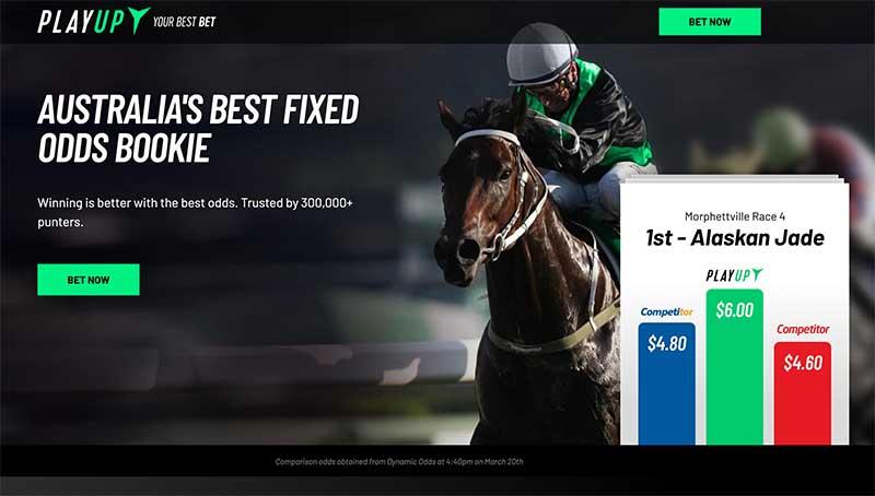 PlayUp sports betting review