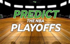 Predict the NBA playoffs with leading SA betting company