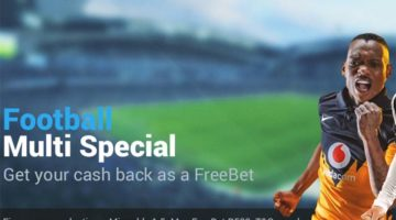 Sportingbet football acca return for South AFrica