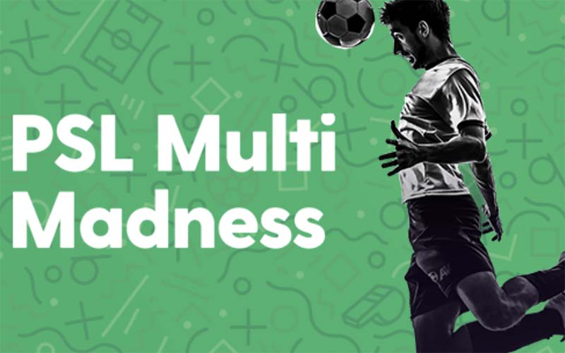 Bet.co.za has got a multi promotion running on the PSL football competition in South Africa