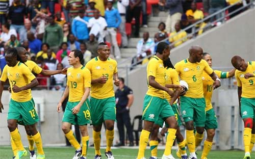 Bafana Bafana playing usually means betting sites run promotions